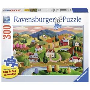 """Ravensburger (13583) - Steve Klein: """"Rolling Hills"""" - 300 pièces"""