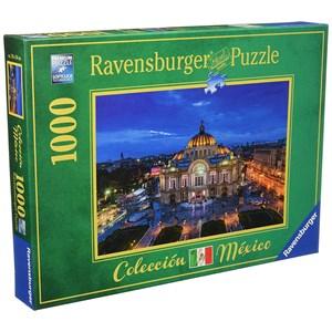 """Ravensburger (19842) - """"Palais des beaux"""" - 1000 pièces"""