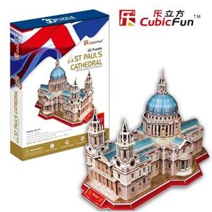 """Cubic Fun (MC117H) - """"Cathédrale Saint-Paul de Londres"""" - 107 pièces"""