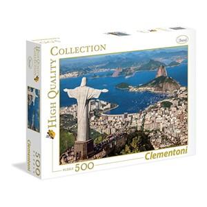 """Clementoni (35032) - """"Rio de Janeiro"""" - 500 pièces"""