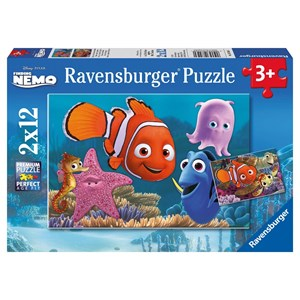 """Ravensburger (07556) - """"Nemo"""" - 12 pièces"""