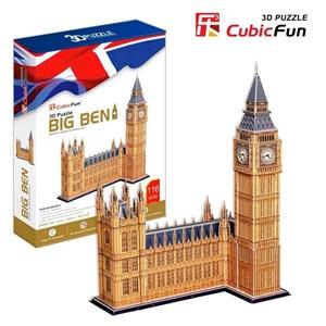 """Cubic Fun (MC087H) - """"Big Ben, Londres"""" - 117 pièces"""