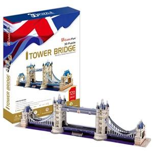 "Cubic Fun (MC066H) - ""London, Tower Bridge"" - 120 pièces"