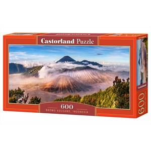 "Castorland (B-060214) - ""Bromo Volcano, Indonesie"" - 600 pièces"