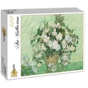 """Grafika (01525) - Vincent van Gogh: """"Roses, 1890"""" - 300 pièces"""