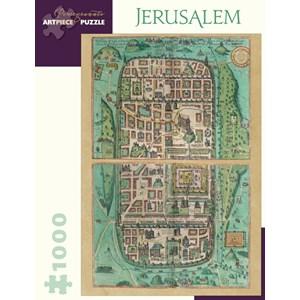 "Pomegranate (AA886) - ""Jerusalem"" - 1000 pièces"