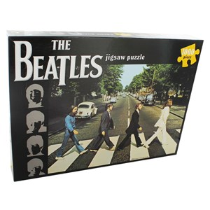 "Aquarius (65115) - ""Beatles, Abbey Road"" - 1000 pièces"