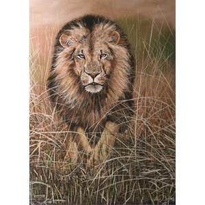 """PuzzelMan (238) - Nico Bulder: """"Le Lion"""" - 1000 pièces"""
