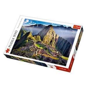 "Trefl (37260) - ""Historic Sanctuary of Machu Picchu"" - 500 pièces"