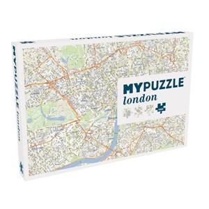 """Mypuzzle (99790) - """"Londres"""" - 1000 pièces"""