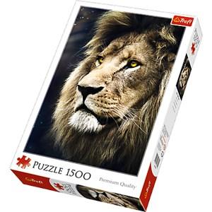 """Trefl (26139) - """"Lion"""" - 1500 pièces"""