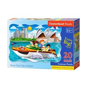 "Castorland (C-02375) - ""Sydney"" - 20 pièces"