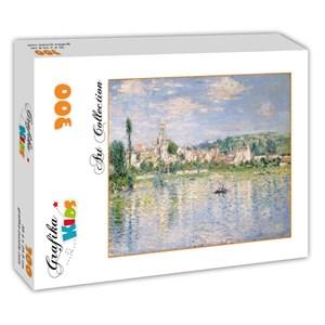 """Grafika Kids (00461) - Claude Monet: """"Vétheuil en été, 1880"""" - 300 pièces"""