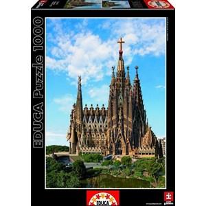 "Educa (15177) - ""Sagrada Familia, Barcelona"" - 1000 pièces"