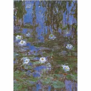 """D-Toys (67548-CM06) - Claude Monet: """"Nymphéas"""" - 1000 pièces"""