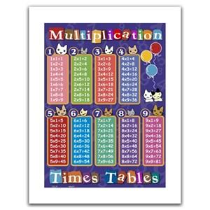 """Pintoo (H1375) - """"Table de multiplication"""" - 300 pièces"""