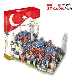 "Cubic Fun (MC134H) - ""Turquie, Istanbul, Basilique Sainte-Sophie"" - 225 pièces"