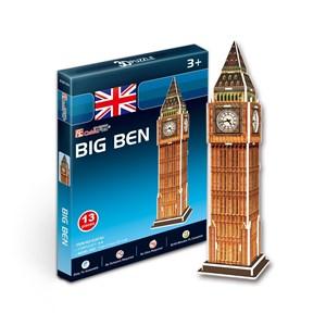 "Cubic Fun (S3015H) - ""Big Ben"" - 13 pièces"