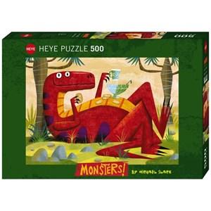 "Heye (29624) - Michael Slack: ""Monster Punch"" - 500 pièces"