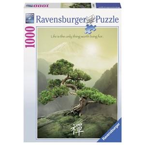 """Ravensburger (19389) - """"L'arbre Zen"""" - 1000 pièces"""