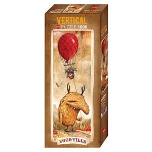 "Heye (29743) - Mateo Dineen: ""Red Balloon"" - 1000 pièces"