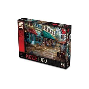 """KS Games (11322) - """"Market Place"""" - 1000 pièces"""