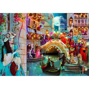 """KS Games (11360) - Aimee Stewart: """"Carnaval de Venise"""" - 2000 pièces"""