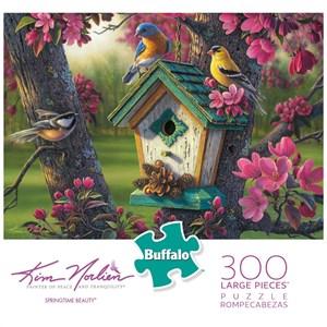 "Buffalo Games (2537) - Kim Norlien: ""Springtime Beauty"" - 300 pièces"