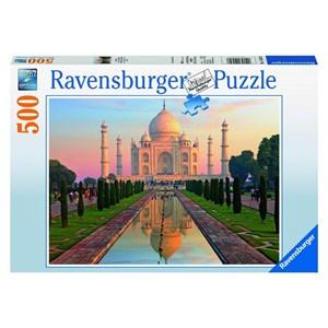 """Ravensburger (14534) - """"Taj Mahal"""" - 500 pièces"""