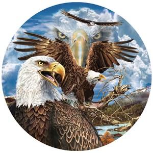 """SunsOut (46591) - Steven Michael Gardner: """"13 Eagles"""" - 1000 pièces"""