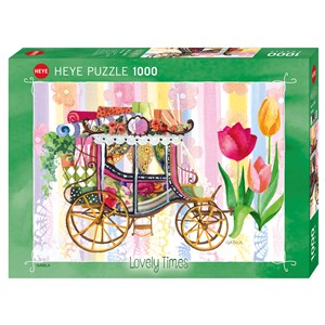 "Heye (29780) - Gabila Rissone: ""Carriage"" - 1000 pièces"