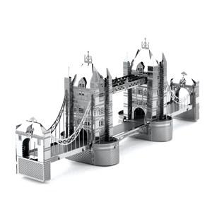 """Metal Earth (Metal-Earth-MMS022) - """"Metal Tower Bridge"""" - 30 pièces"""