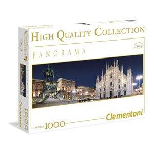 "Clementoni (31496) - ""Milano"" - 1000 pièces"