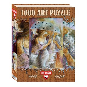 """Art Puzzle (4435) - Lena Sotskova: """"One Day in May"""" - 1000 pièces"""