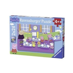 "Ravensburger (09099) - ""Peppa Pig"" - 24 pièces"