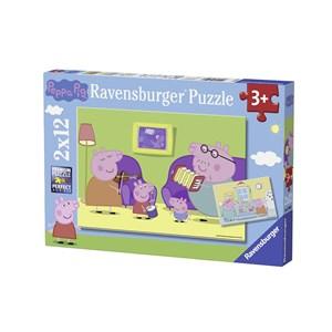 "Ravensburger (07596) - ""Peppa Pig"" - 12 pièces"