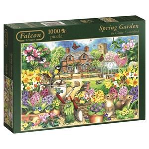 """Falcon (11106) - Claire Comerford: """"Spring Garden"""" - 1000 pièces"""