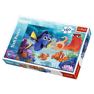 """Trefl (15333) - """"Finding Dory"""" - 160 pièces"""