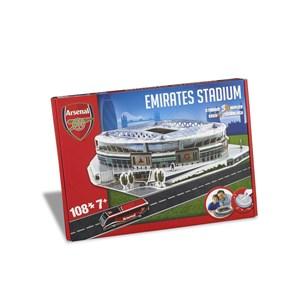 "Nanostad (Arsenal) - ""Emirates Stadium, Arsenal"" - 108 pièces"