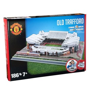"""Nanostad (Manchester) - """"Manchester United, Old Trafford"""" - 186 pièces"""
