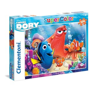 "Clementoni (27963) - ""Finding Dory"" - 104 pièces"