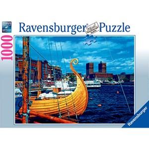 "Ravensburger (19714) - ""Oslo"" - 1000 pièces"