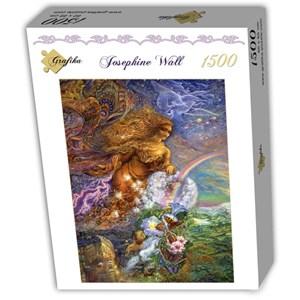 "Grafika (T-00104) - Josephine Wall: ""Wind of Change"" - 1500 pièces"