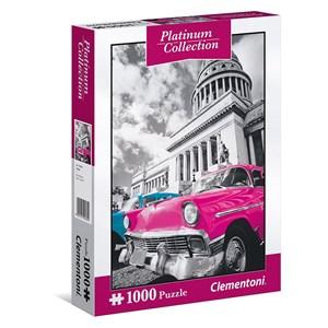 """Clementoni (39400) - """"Cuba"""" - 1000 pièces"""