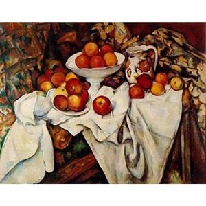 """D-Toys (66961-4) - Paul Cezanne: """"Apples and Oranges"""" - 1000 pièces"""