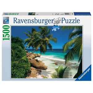 "Ravensburger (16264) - ""Seychelles"" - 1500 pièces"