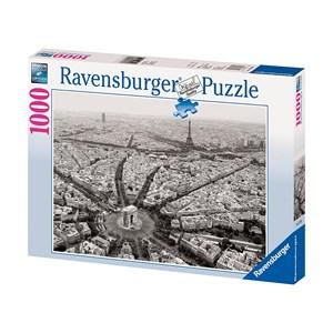 """Ravensburger (15736) - """"The City of Paris"""" - 1000 pièces"""