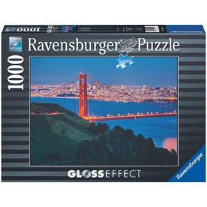 "Ravensburger (19441) - ""San Francisco"" - 1000 pièces"