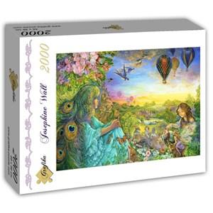 "Grafika (T-00529) - Josephine Wall: ""Daydreaming"" - 2000 pièces"