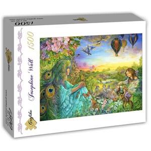 "Grafika (T-00530) - Josephine Wall: ""Daydreaming"" - 1500 pièces"